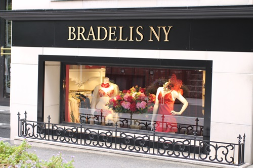 ブラデリスニューヨーク表参道店舗