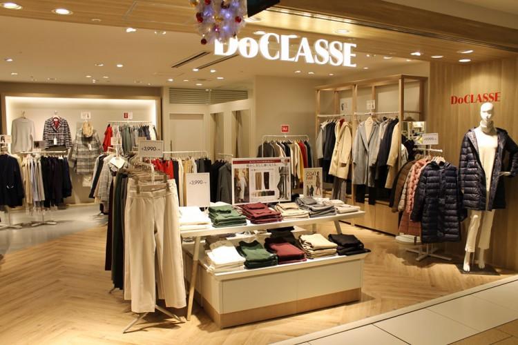 DoClasse(ドゥクラッセ)店舗